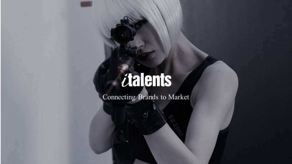 iTALENTS - Connecting Brands to Market